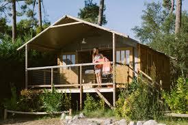 wood cabin cabins to rent in hossegor s seaside
