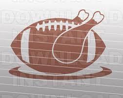 football turkey etsy