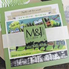 wedding invitations miami flat card wedding invitations premium wedding invitation designs