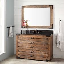 Mirror Vanity Bathroom by 48