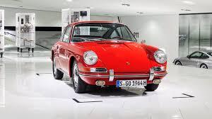 porsche 901 concept interior porsche museum debuts its oldest 911 an original 901