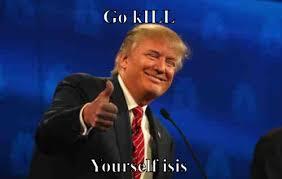 Go Kill Yourself Meme - go kill yourself isis meme meme rewards