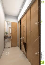modern vestibule stock photography image 3899052