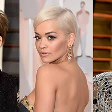 50 celebrities with short hairstyles the best pixie crops ever