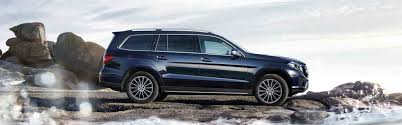 mercedes jeep black 2018 gls suv mercedes benz canada