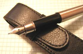 Rugged Fountain Pen My Souped Up Parker 25 Fountain Pen Parker The Fountain Pen