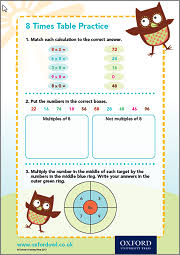 times tables practice sheets help with times tables oxford owl