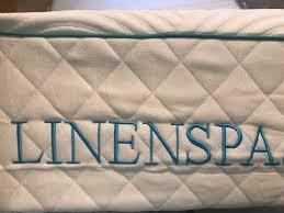 linenspa 8 inch memory foam mattress review mattress junkie