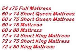 18 appealing rv queen mattress dimensions ideas