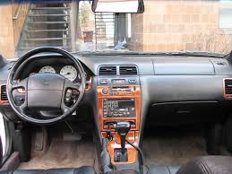 nissan vanette modified interior 1996 nissan maxima information and photos zombiedrive