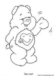 care bears coloring pages print free coloring pages print