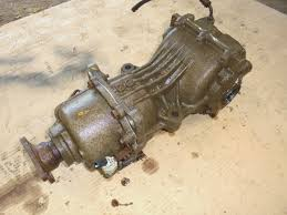 nissan x trail 02 03 2 2 dci 4x4 rear diff differential