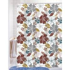 Bloody Shower Curtain And Bath Mat What Is The Size Of A Standard Shower Curtain Curtains Decoration