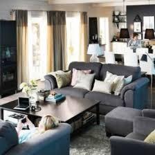 Gray Sofa In Living Room Living Room Beautiful Living Room Ideas From Ikea U0027s 2012 Catalog