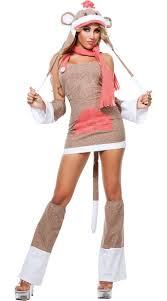 Halloween Costume Monkey Rockin Platform Pump Sock Monkey Costumes Monkey Costumes
