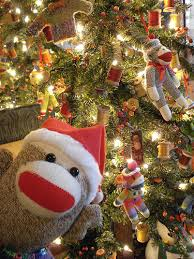 existential sock monkey my sock monkey tree