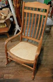 Antique Pressed Back Rocking Chair 18 Best Chairs I Have Caned Images On Pinterest Rocking Chairs
