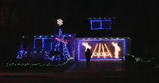 musical christmas lights christmas lights with christmas decor