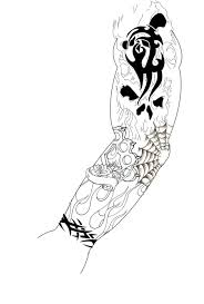 sleeve elbow tattoo design photos pictures and sketches