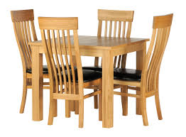 oak table and chairs enhance your dining room with table chairs elites home decor