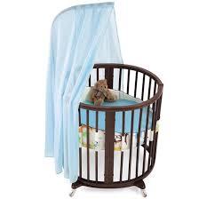 Stokke Bedding Set Stokke Sleepi Mini Bedding Set Tales Green Crib Portable