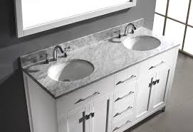 Amare 60 Vanity Captivating Double Vanity With Top And Double Sink Vanity With Top