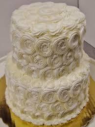 rosette buttercream 2 tier wedding cake cake by nancy u0027s fancy u0027s