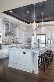 ceiling ideas kitchen tray ceiling in kitchen kitchen design ideas