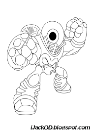 skylanders coloring pages getcoloringpages com