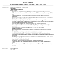management resume examples resume example and free resume maker