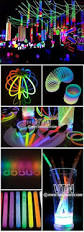 Glow In The Dark Outdoor Halloween Decorations by Glow In The Dark Kids Birthday Party Ideas Glow In Dark Party