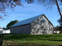 custom built pole barns deep south buildings