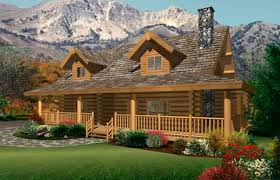 2 Story Log Cabin Floor Plans Log Cabin House Plans Log Cabin House Plans With A Captivating