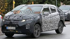 asx mitsubishi interior 2018 mitsubishi asx spied inside and out auto moto japan bullet
