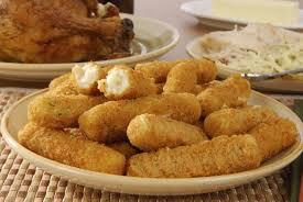 cuisine poulet recette croquettes de poulet au fromage 750g
