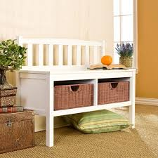 benches white entryway storage bench with designs exceptional