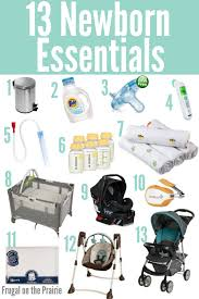 newborn essentials 13 newborn essentials baby must items allison lindstrom