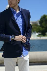 Combination Of Blue by How To Wear Blue Top With White Pants Men U0027s Fashion