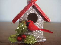 83 best christmas birdhouse images on pinterest bird houses