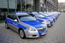 opel germany insignia sports tourer wagons adopted by german police