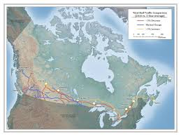 Porter Airlines Route Map by Transportation In Canada 2016 Transport Canada