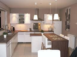 couleurs murs cuisine couleur mur cuisine avec meuble bois génial mur et gris et