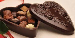 chocolate heart box chocolate heart box belgian chocolatier piron inc