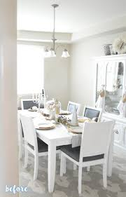 My Dining Room Makeover Better After - Dining room makeover