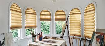 Budget Blinds Victoria Bc Specialty Shaped Windows Ruffell U0026 Brown Window Fashions