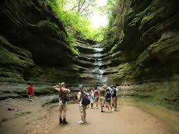 Robinson Illinois Map by 4 Great Hiking Destinations With Waterfalls In Illinois
