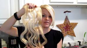 goldilocks hair extensions how to scrunch hair extension and wash wave extensions