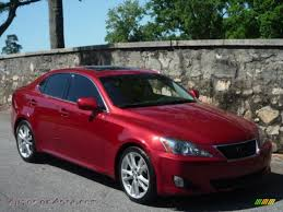 white lexus is 250 red interior car picker red lexus is