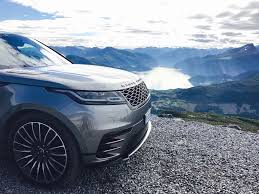 range rover velar dashboard the 2018 range rover velar review a little less is way more the