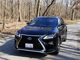 sporty lexus blue review 2016 lexus rx 350 f sport awd 95 octane